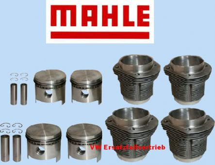 Kolben & Zylinder 85,5 mm Mahle