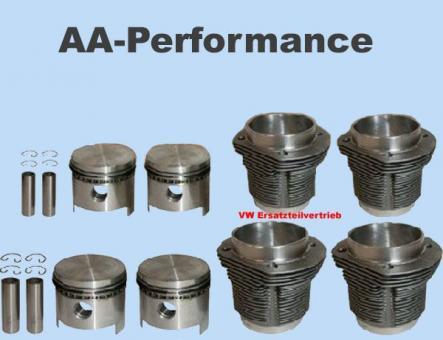 Kolben+Zylinder 85,5 AA-Performance