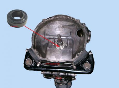Dichtring Getriebe AB 1960